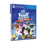 Hasbro Family Fun Pack (Monopoly, Boggle, Trivial Pursuit and Risk) PS4 Game
