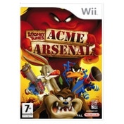 Looney Tunes Acme Arsenal Game Wii