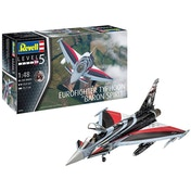 Eurofighter Typhoon Baron Spirit 1:48 Revell Model Kit [Damaged Packaging]