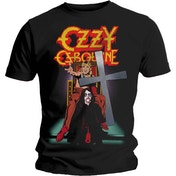 Ozzy Osbourne - Speak of the Devil Vintage Men's Medium T-Shirt - Black