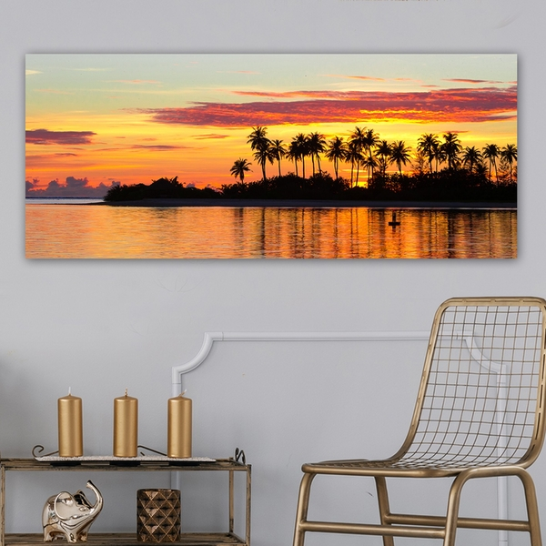 YTY407041543_50120 Multicolor Decorative Canvas Painting