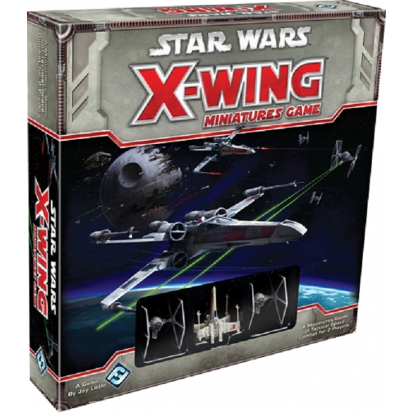Star Wars X-Wing Miniatures Board Game - Image 1