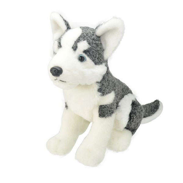 All About Nature Husky 20cm Plush