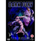 Dark Fury The Chronicles Of Riddick DVD
