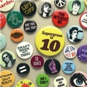 Supergrass Is 10 The Best Of Supergrass 1994-2004 CD