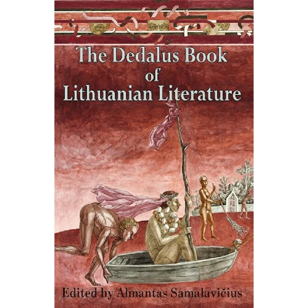 The Dedalus Book of Lithuanian Literature by Almantas Samalavicius (Paperback, 2013)