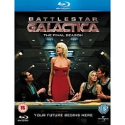 Battlestar Galactica Season 4 Part 2 Blu-ray