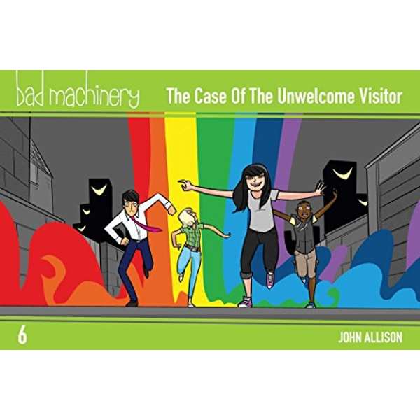 Bad Machinery Vol. 6