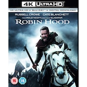 Robin Hood 4K UHD + Blu-Ray + Digital Download