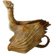 Viserion Baby Dragon (Game of Thrones) Noble Collection