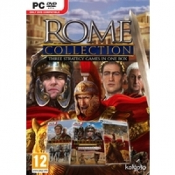 Rome Collection Game PC