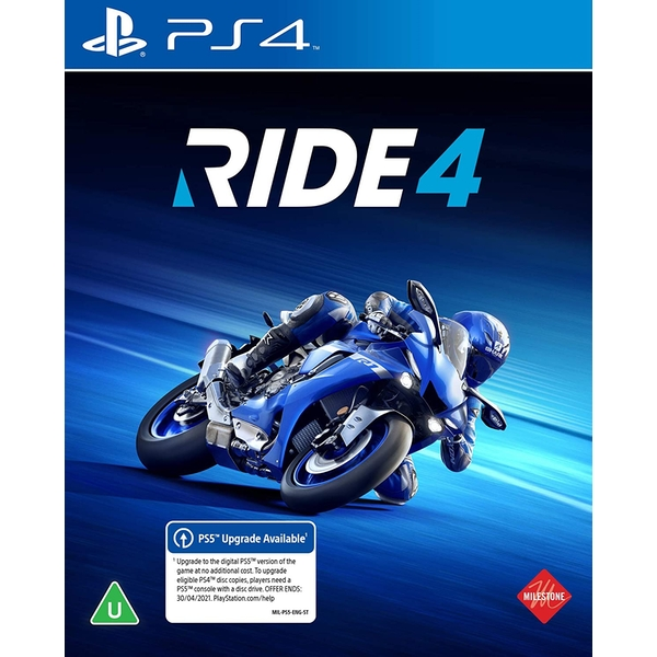 Ride 4 PS4 Game - Image 1