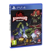 Kyurinagas Revenge PS4 Game