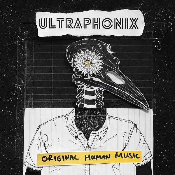 Ultraphonix - Original Human Music Vinyl