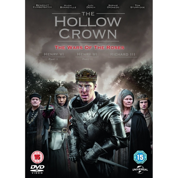 Hollow Crown Series 2 DVD