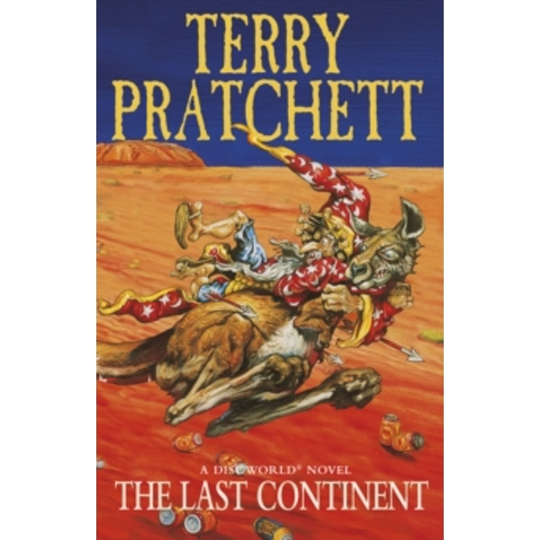The Last Continent : (Discworld Novel 22) Paperback