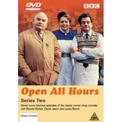 Open All Hours: Series 2 DVD