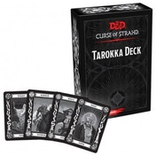 Ex-Display Dungeons & Dragons Tarokka Deck - Curse Of The Strahd Adventure Expansion Used - Like New