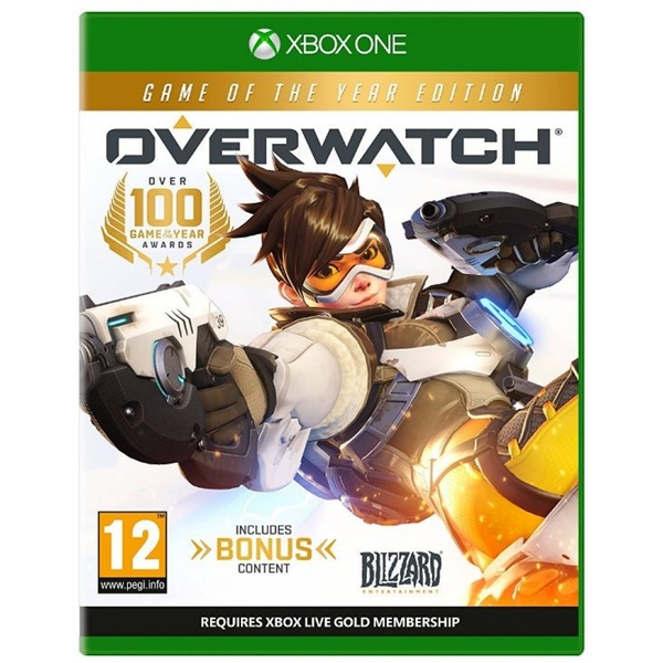 Overwatch Game Of The Year (GOTY) Xbox One Game - Image 1