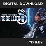 Sins of a Solar Empire Rebellion PC CD Key Download for Steam