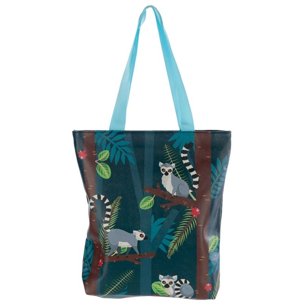 Autumn Falls Floral Tote Bag