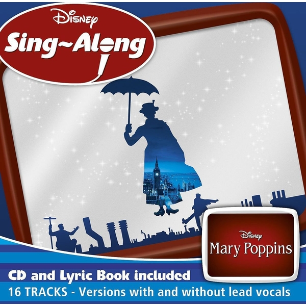 Disney Sing-Along: Mary Poppins CD