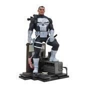The Punisher Marvel Comic Gallery PVC Figure