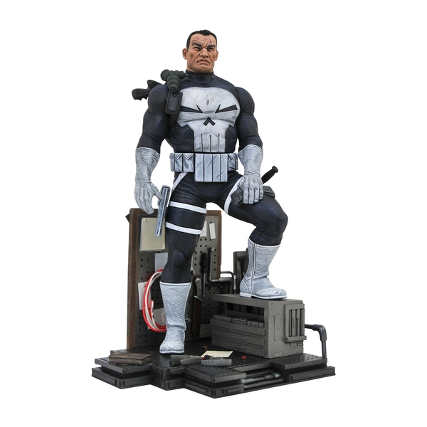 The Punisher Marvel Comic Gallery PVC Figure - Image 1