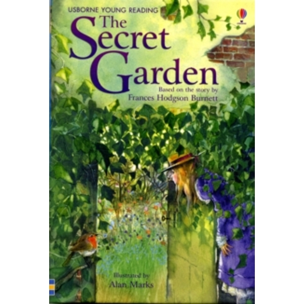 The Secret Garden (Young Reading (Series 2)) (3.2 Young Reading Series Two (Blue)) Hardcover