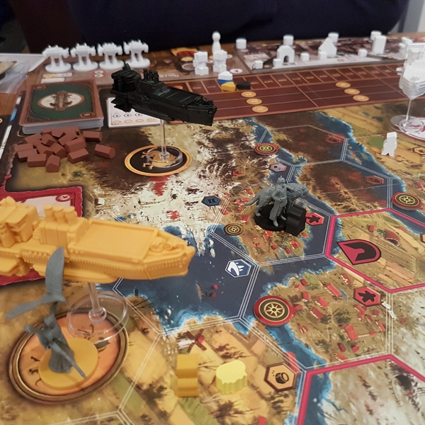 Scythe: The Wind Gambit Expansion - Image 3