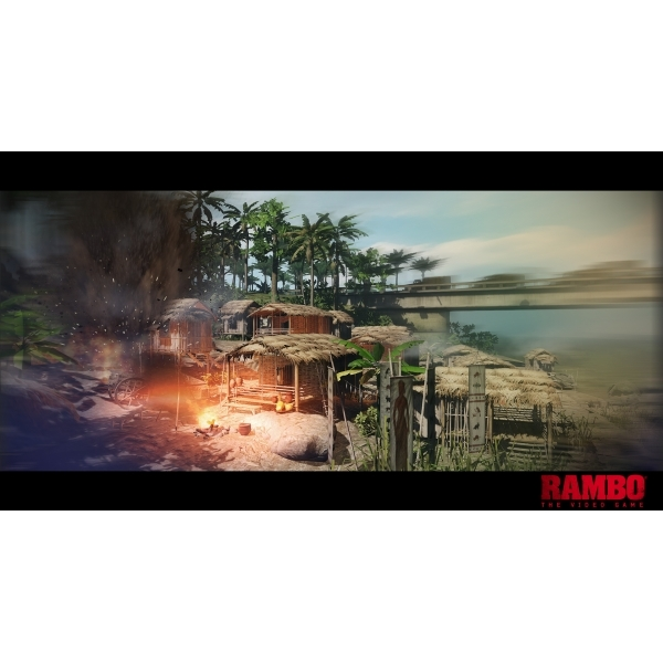 Rambo the Video Game Xbox 360 - Image 3