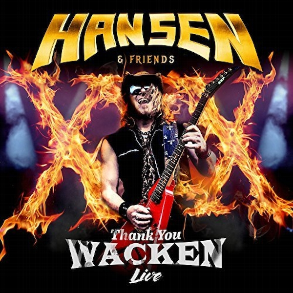 Kai Hansen - Thank You Wacken CD