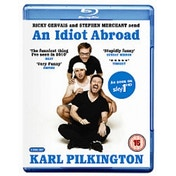 An Idiot Abroad Karl Pilkington Blu-ray