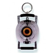 Portal Space Sphere Plush Key Chain