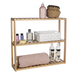 3 Tier Bamboo Shelves | M&W - Natural - Image 3
