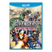 Marvel Avengers Battle for Earth Game Wii U