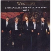 Westlife Unbreakable The Greatest Hits Vol.1 CD
