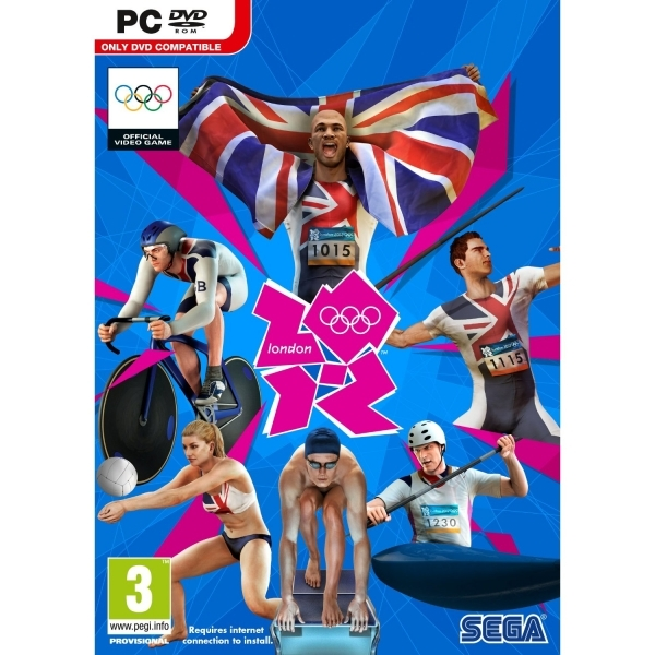 London 2012 The Official Video Game of the Olympic Games PC