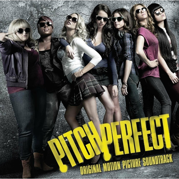 Pitch Perfect Soundtrack OST CD