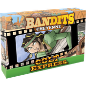 Colt Express Bandits Expansion - Cheyenne Board Game