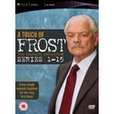 Touch Of Frost Series 1-15 DVD