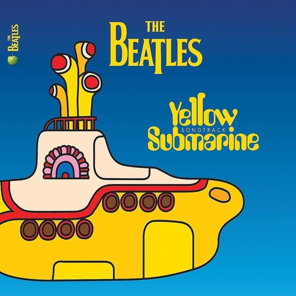 The Beatles - Yellow Submarine Songtrack CD