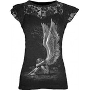 Spiral Enslaved Angel T-Shirt Medium One Colour