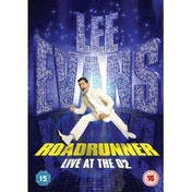 Lee Evans 2011 Road Runner DVD