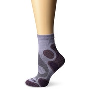 Bridgedale Coolfusion Trail Diva Women's Sock Heather and Damson UK Size 7-8.5