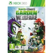 Plants vs Zombies Garden Warfare Game Xbox 360