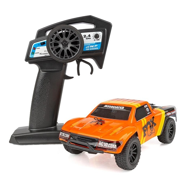 Team Associated Qualifier Series SC28 1:28 SC Fox Factory Team RC Truck