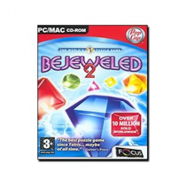 Bejeweled 2 Game PC