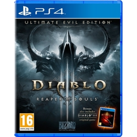 Diablo III 3 Reaper of Souls Ultimate Evil Edition PS4 Game