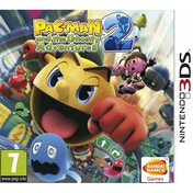 Pac-Man & The Ghostly Adventures 2 3DS Game